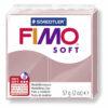 Massa Modelar FIMO Soft 56G - Fimo Soft 20 Rosa Antigo