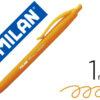 Esferográfica Ball Pen P1 Touch Colours Milan 1.0mm - Esferográfica Ball Pen P1 Touch Colours Milan 1.0mm Laranja