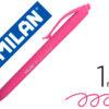Esferográfica Ball Pen P1 Touch Colours Milan 1.0mm - Esferográfica Ball Pen P1 Touch Colours Milan 1.0mm Rosa